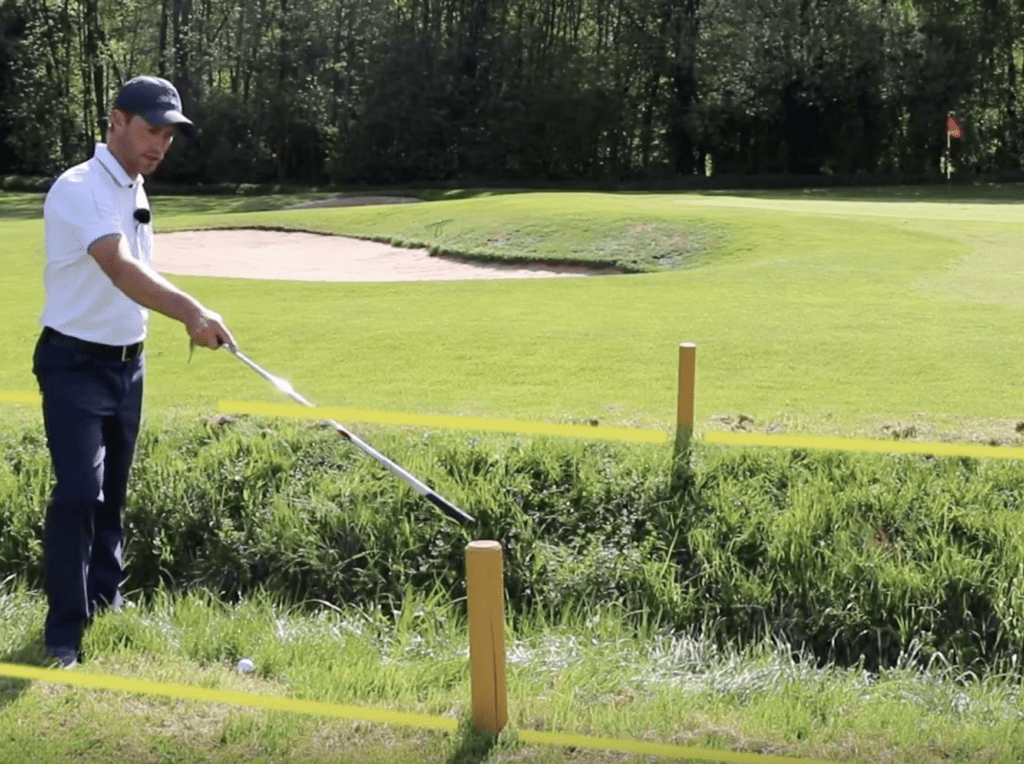 Golfregeln 2019 - Penalty Areas